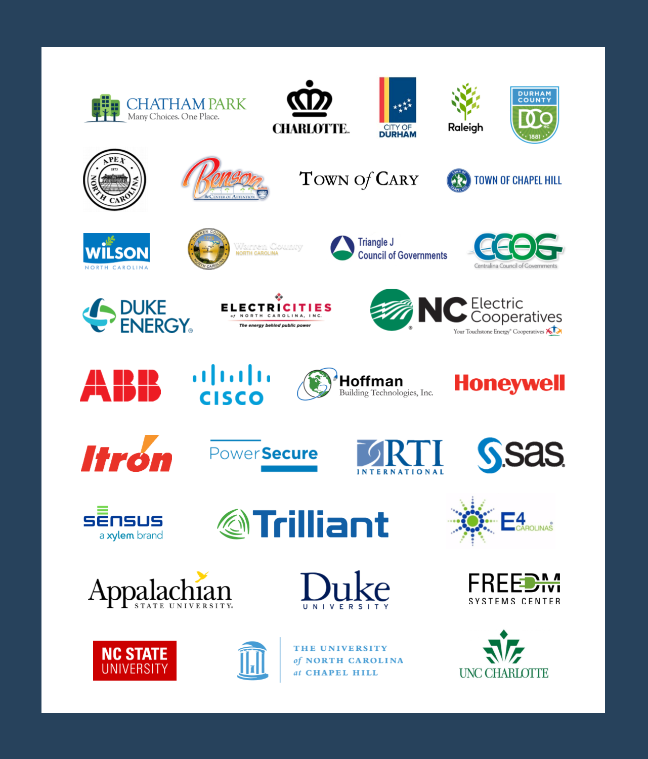 Corridor Partners - Meet the 100+ stakeholders from government, industry, academia, nonprofit agencies, and more - all actively engaged in the Corridor.Learn more