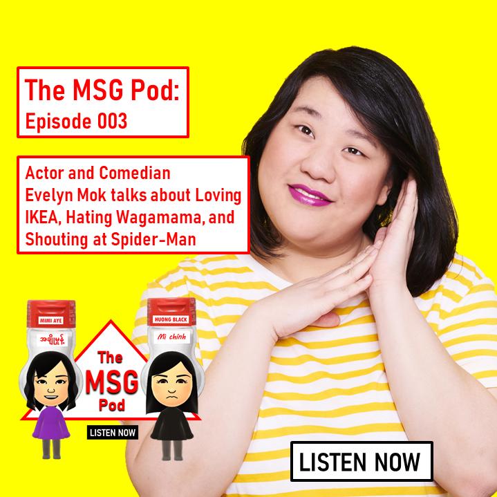 The MSG Pod: Episode 003 - Evelyn Mok