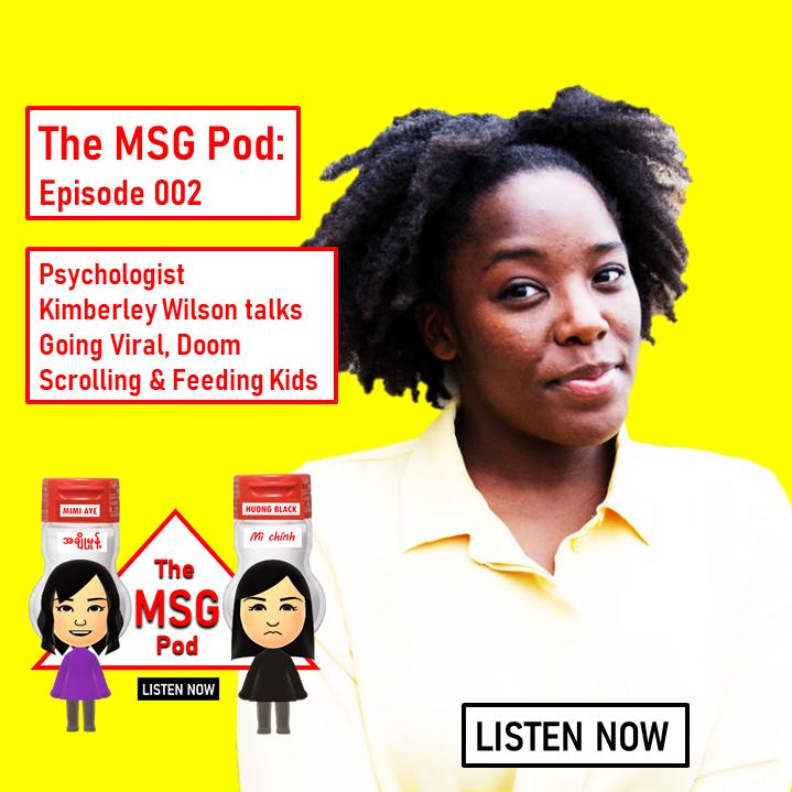 The MSG Pod: Episode 002 - Kimberley Wilson