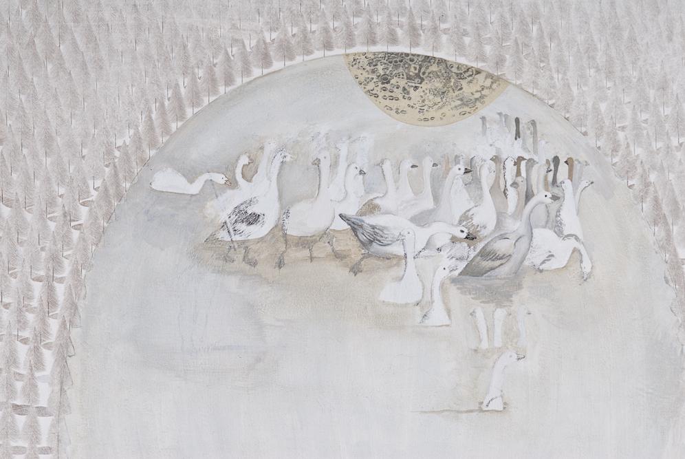Hungarian Garden, 2008 (detail)