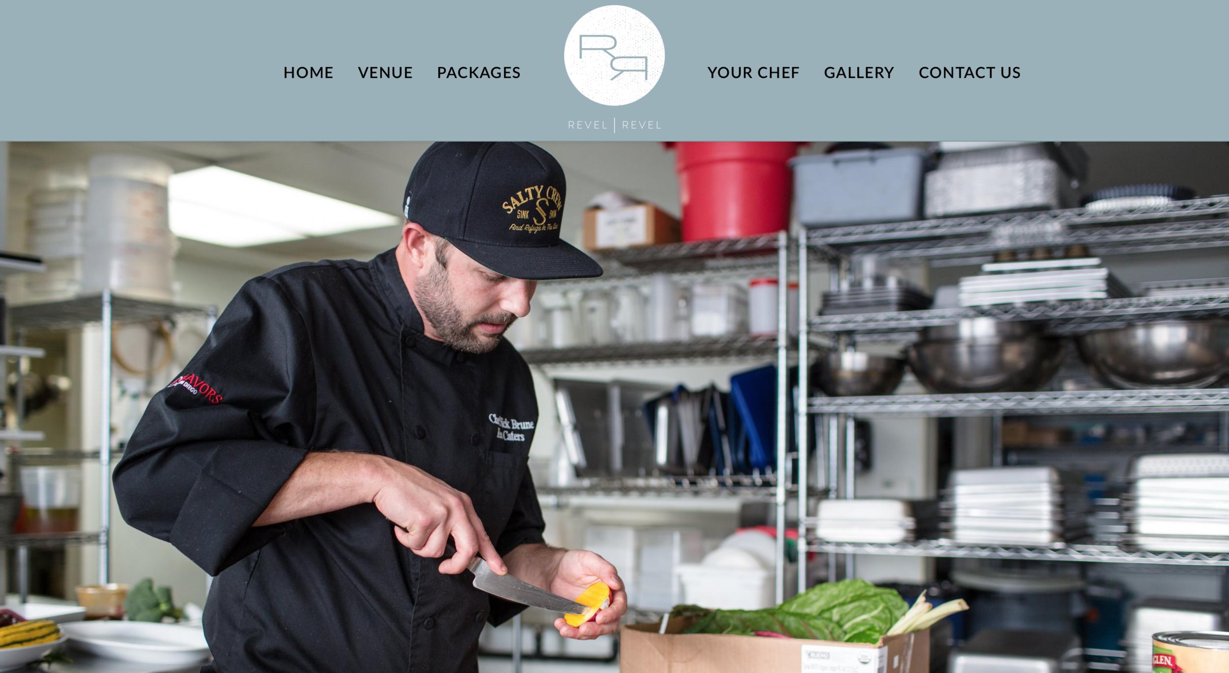 restaurant copywriting in california
