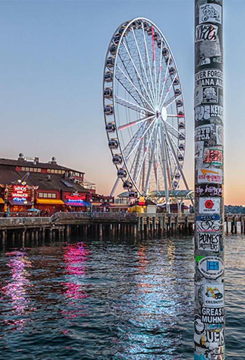 Seattle - Satellite
