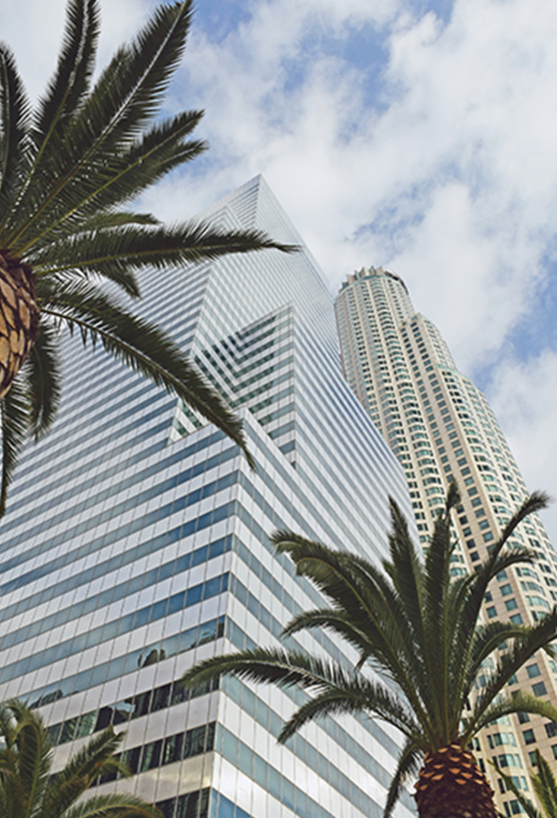 Los Angeles - Satellite