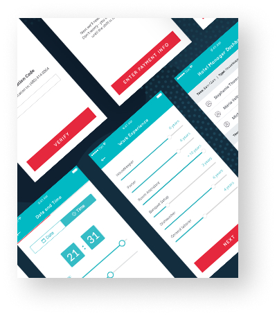 Design & Development - Coplex created Qwick's logo, website, and platform. In addition, we helped to position their brand voice and content, create marketing handouts, and assist with fundraising materials such as investor decks and introductions.