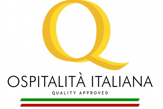 Ospitalità italiana quality approved Certification was given to Parma Italian Kitchen in 2013 to meet and protecting the history, culture, quality and authenticity of Italian cuisine around the world.