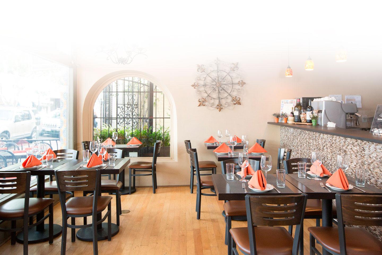Parma Cucina Italiana Italian Restaurant San Diego Ca