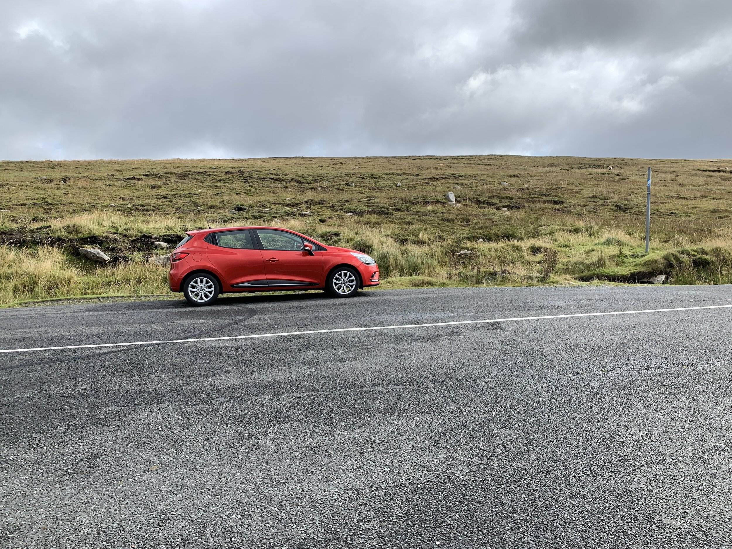 Rental Car: Renault Clio