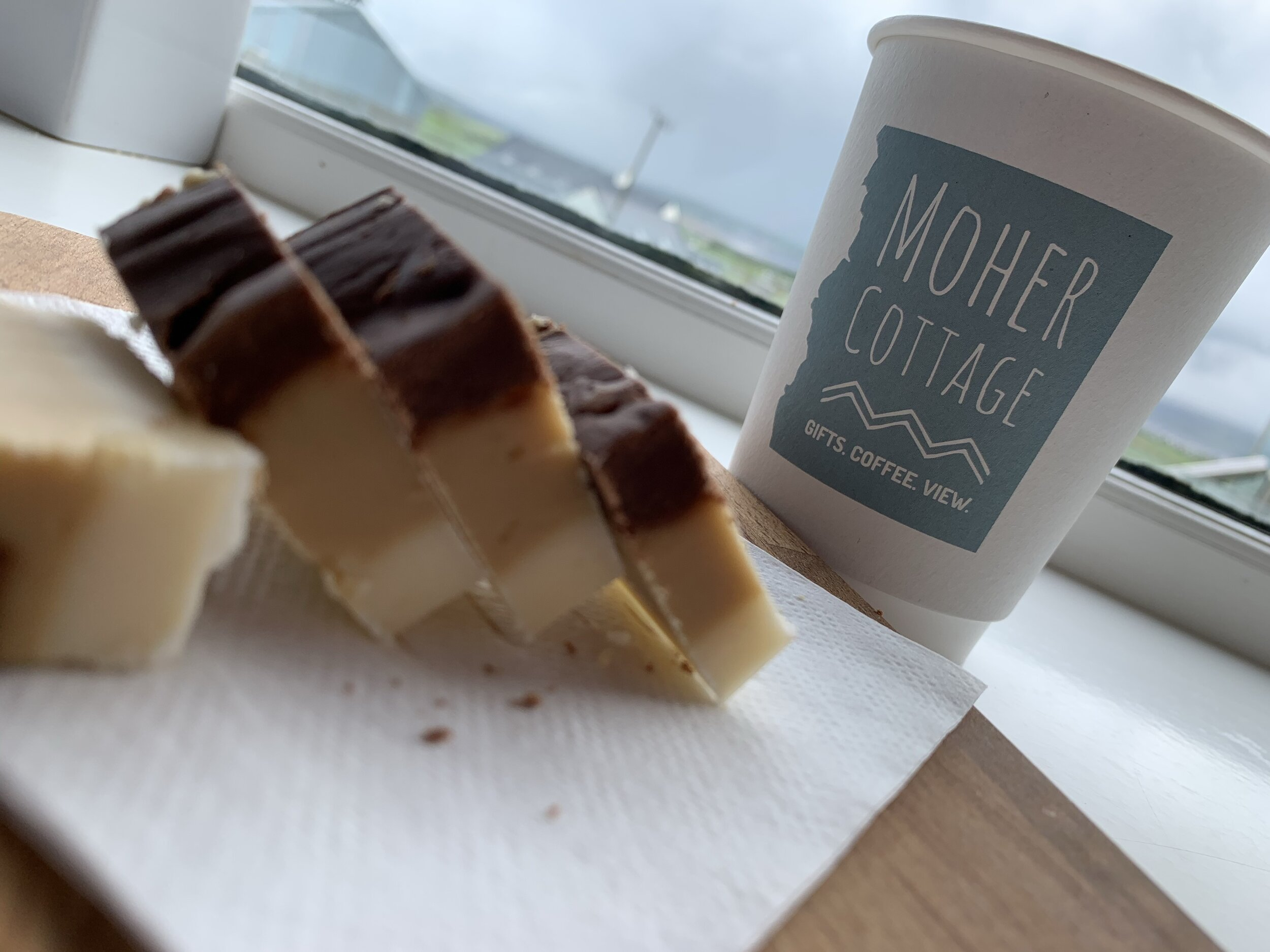 Moher Cottage Coffee and Fudge