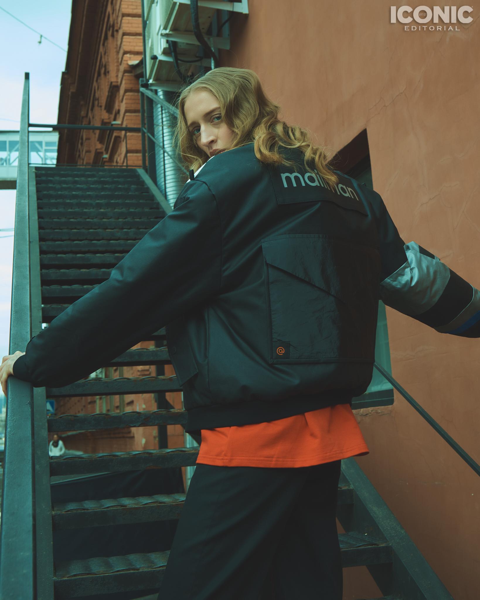 6/15  Shirt |  @kruzhok.moscow  Trousers |  @subterranei  Jacket |  @Outlaw_moscow   © Alej Fernández