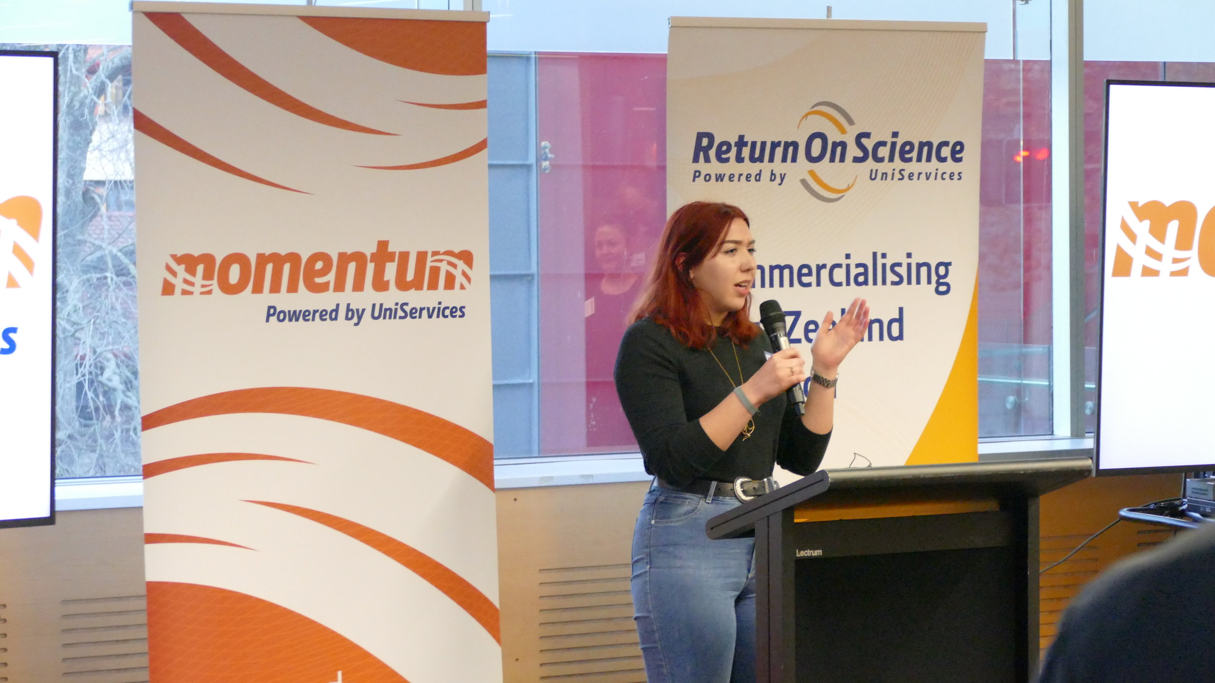 Auckland Momentum - Started two years ago, Auckland Momentum boasts a diverse range of committee members ranging from Auckland University, AUT University and a number of highly successful innovators and entrepreneurs.