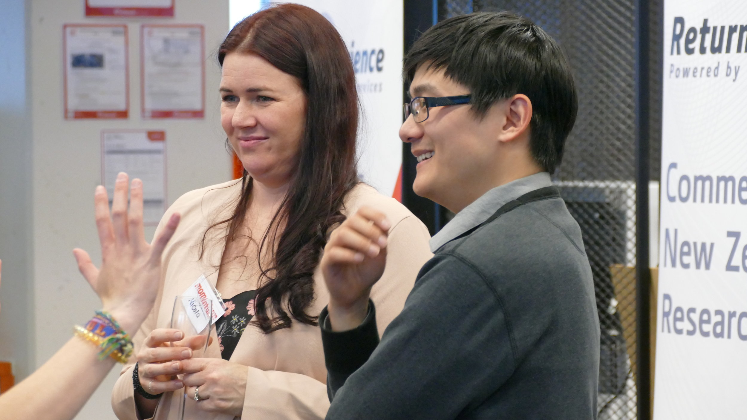 Otago Momentum - The Otago Momentum Investment Committee is the latest addition to the Momentum family. It will have members from Otago University - including post docs, and excellent innovators and entrepreneurs from the ecosystem