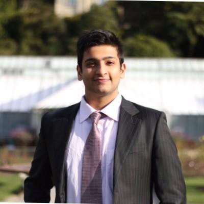 Adiraj Gupta   Wellington Momentum Committee Member