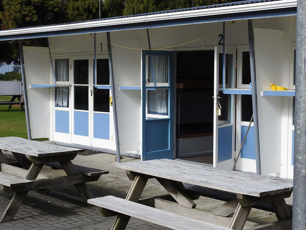 Cabins -
