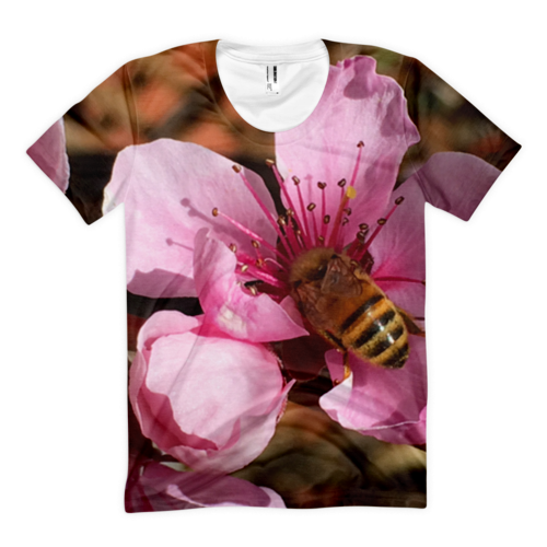 Bee in the Blossom T | $79.