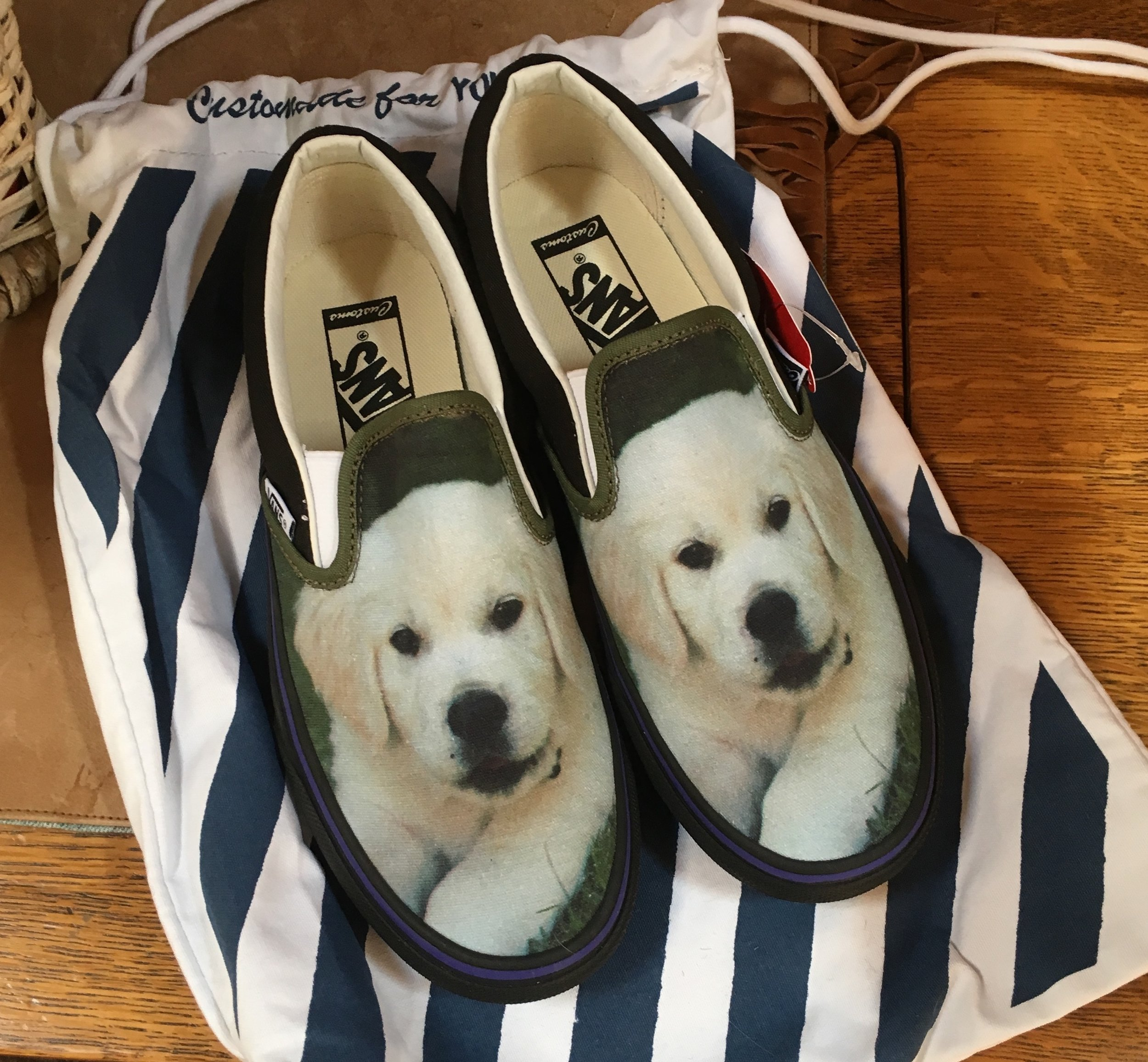 Baxter Puppy Shoes | $250.