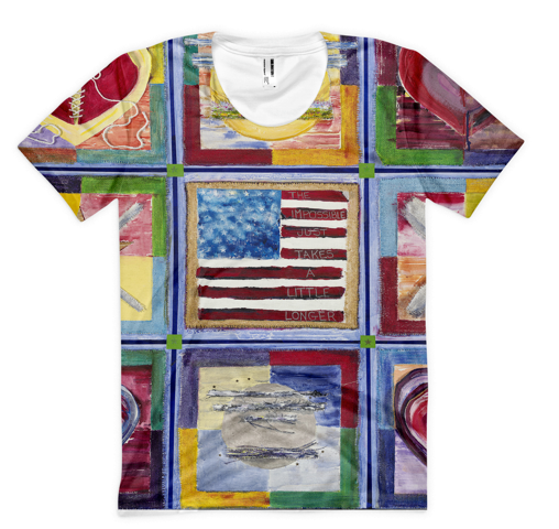 WEAR A PAINTING -