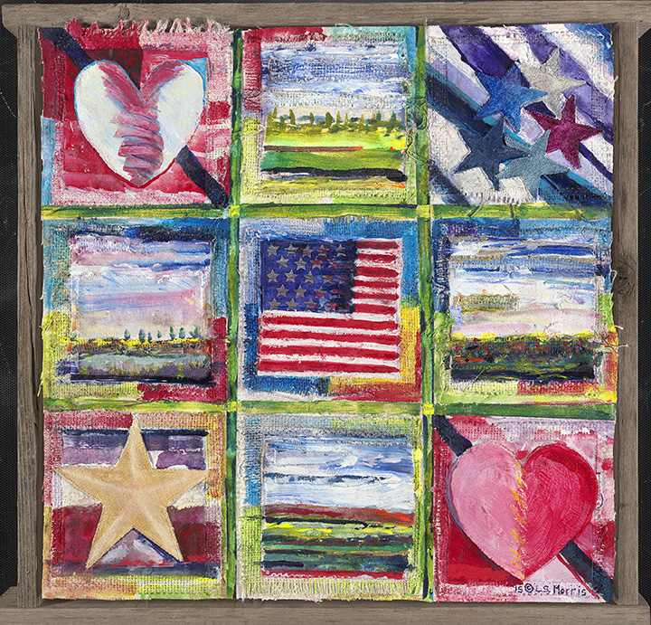 """For Love or Country (small ) 