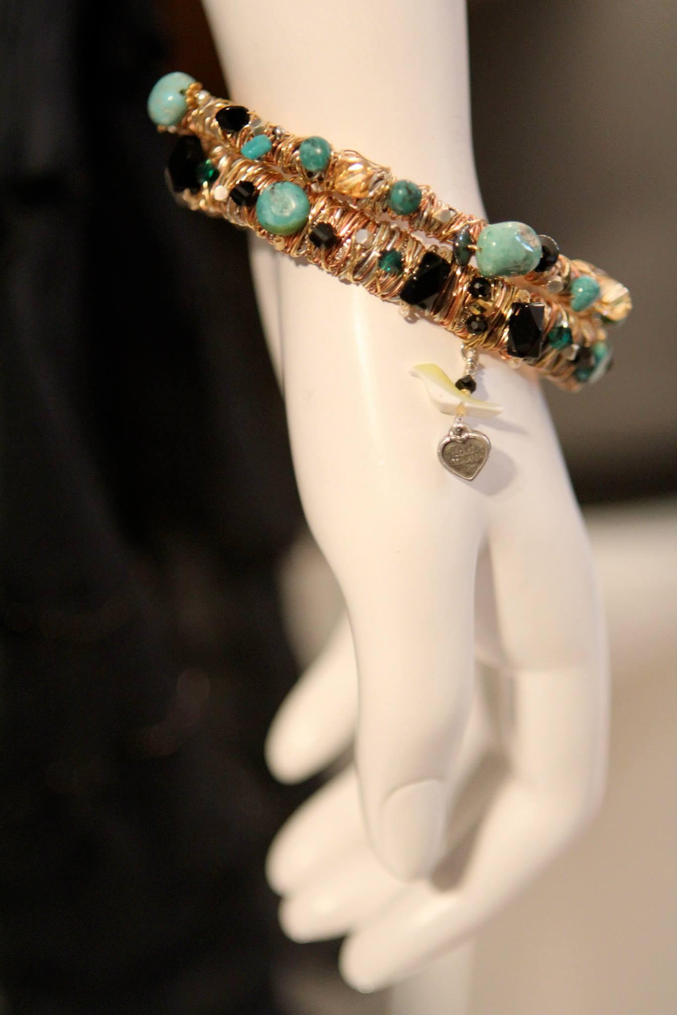Bangle Bracelets | $250. ea.