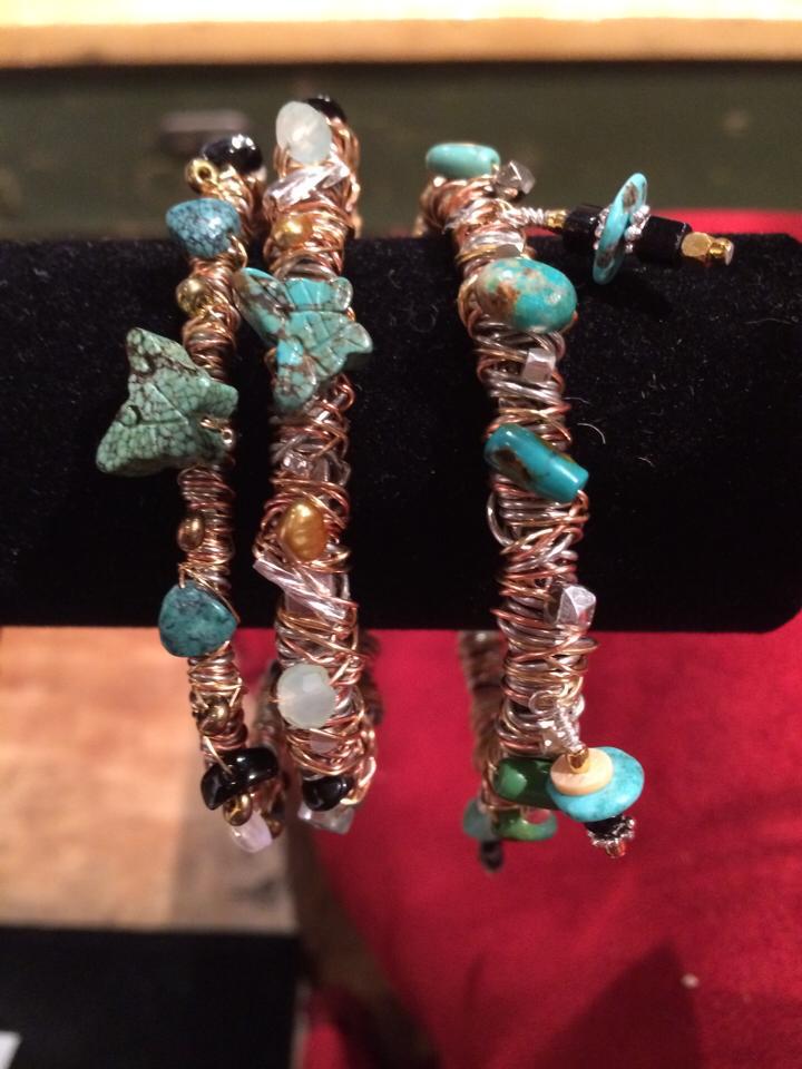 Butterfly Cuff Bracelets | $425.