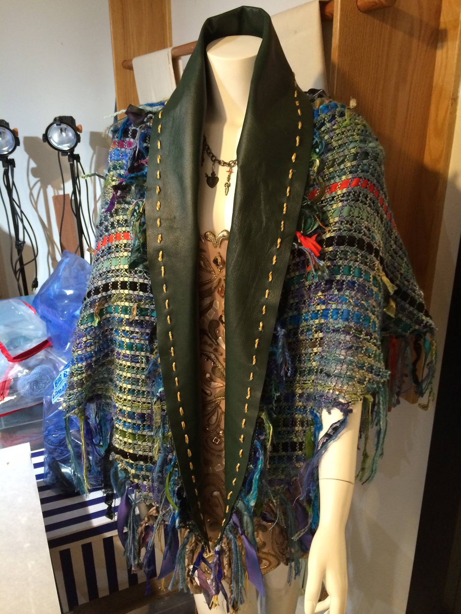 Hand Woven Leather Backed Shawl.png