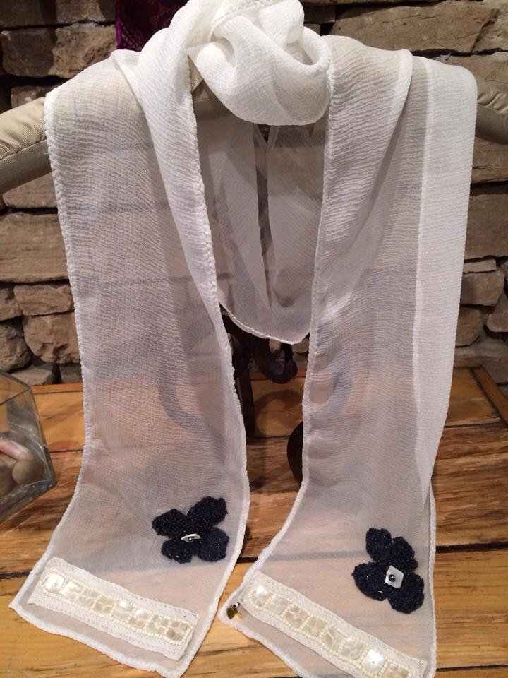 Silk scarf with appliques(1).jpg