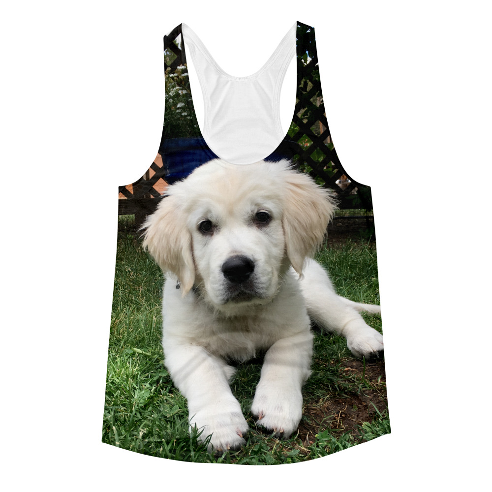 Baxter Puppy Tank | $79.