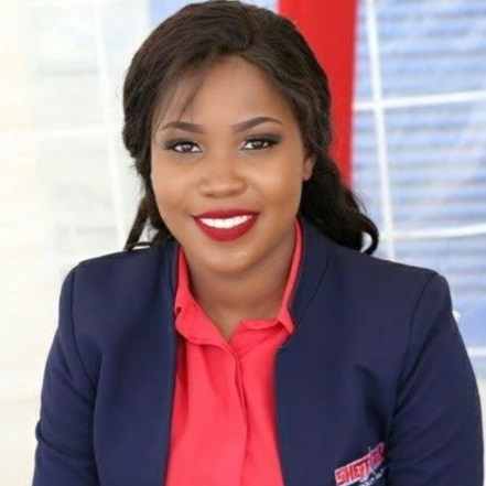 Yvonne Amilia  Country Manager Kenya