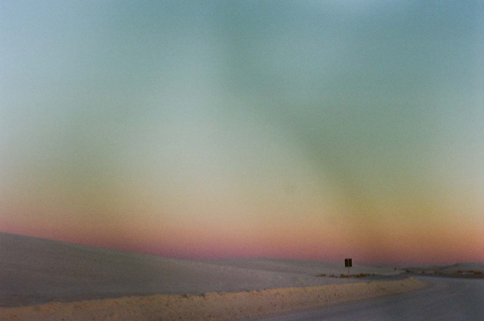 untitled, white sands, 2015