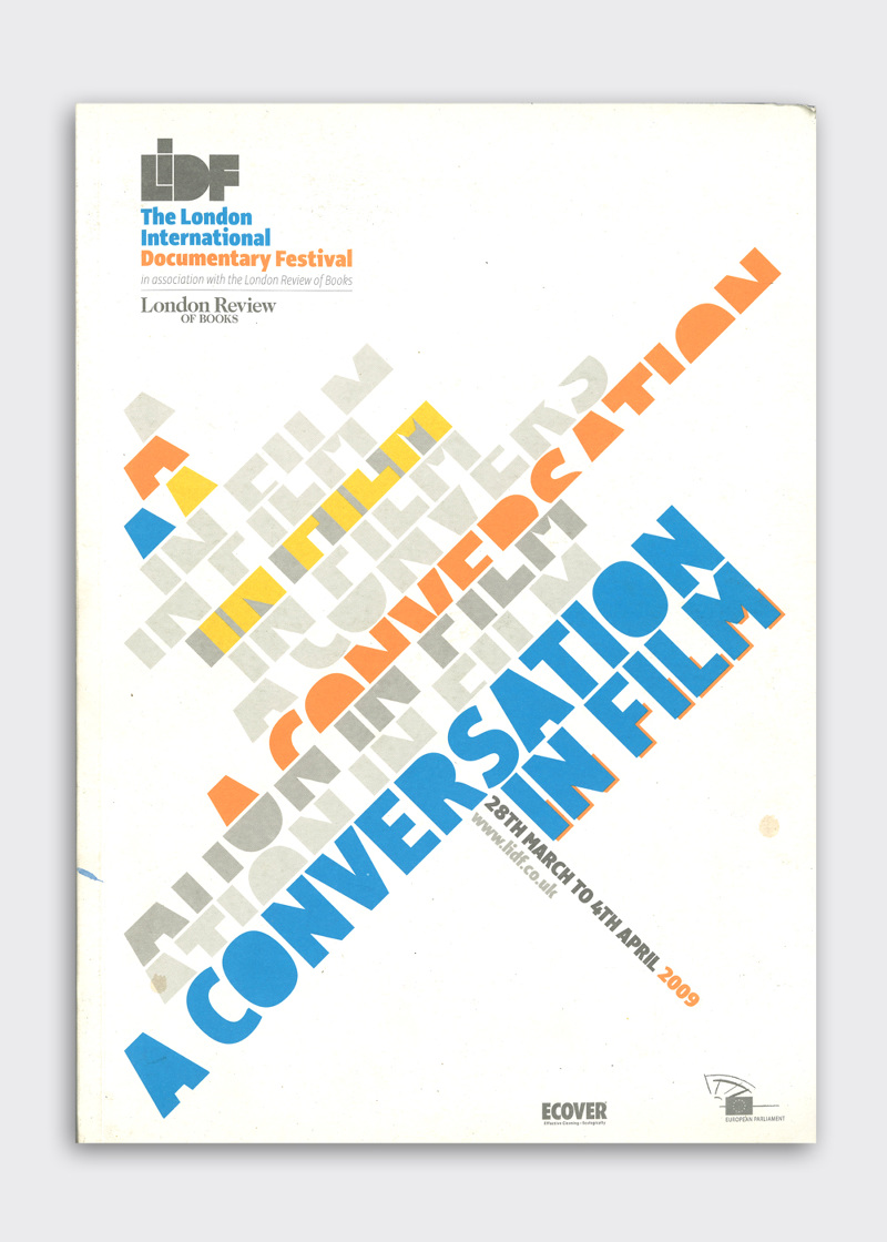 The London International Documentary Festival Catalogue