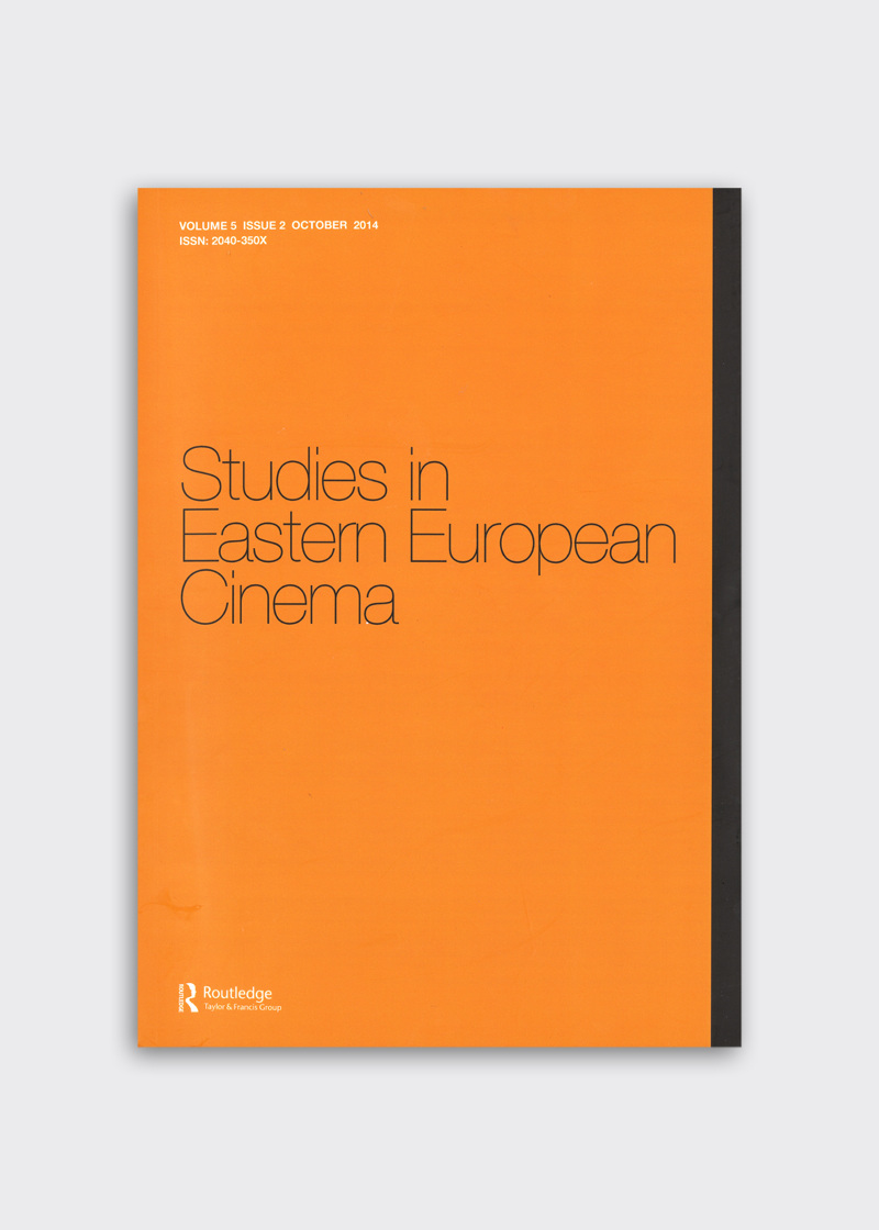 Studies in Eastern European Cinema