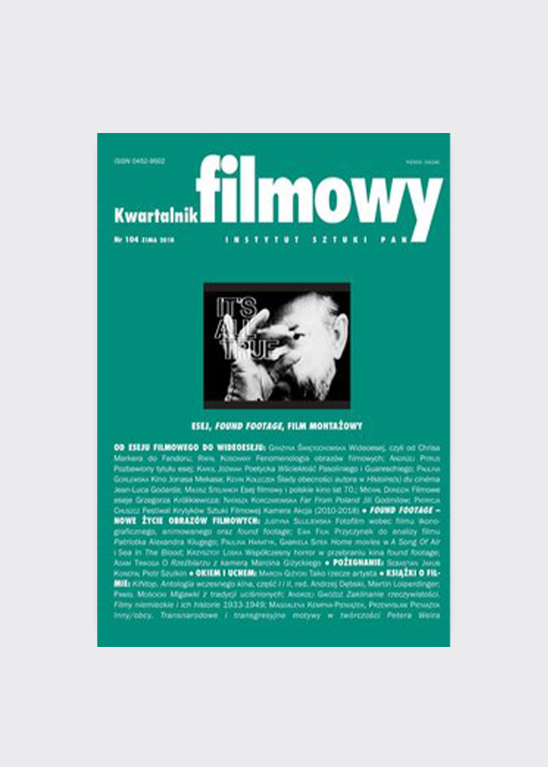 Film Quarterly Poland