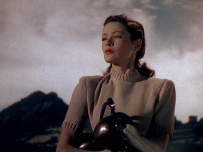 Gene Tierney in Leave Her to Heaven (John M. Stahl, 1945)