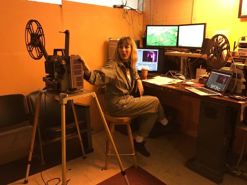 In Basement Films studio