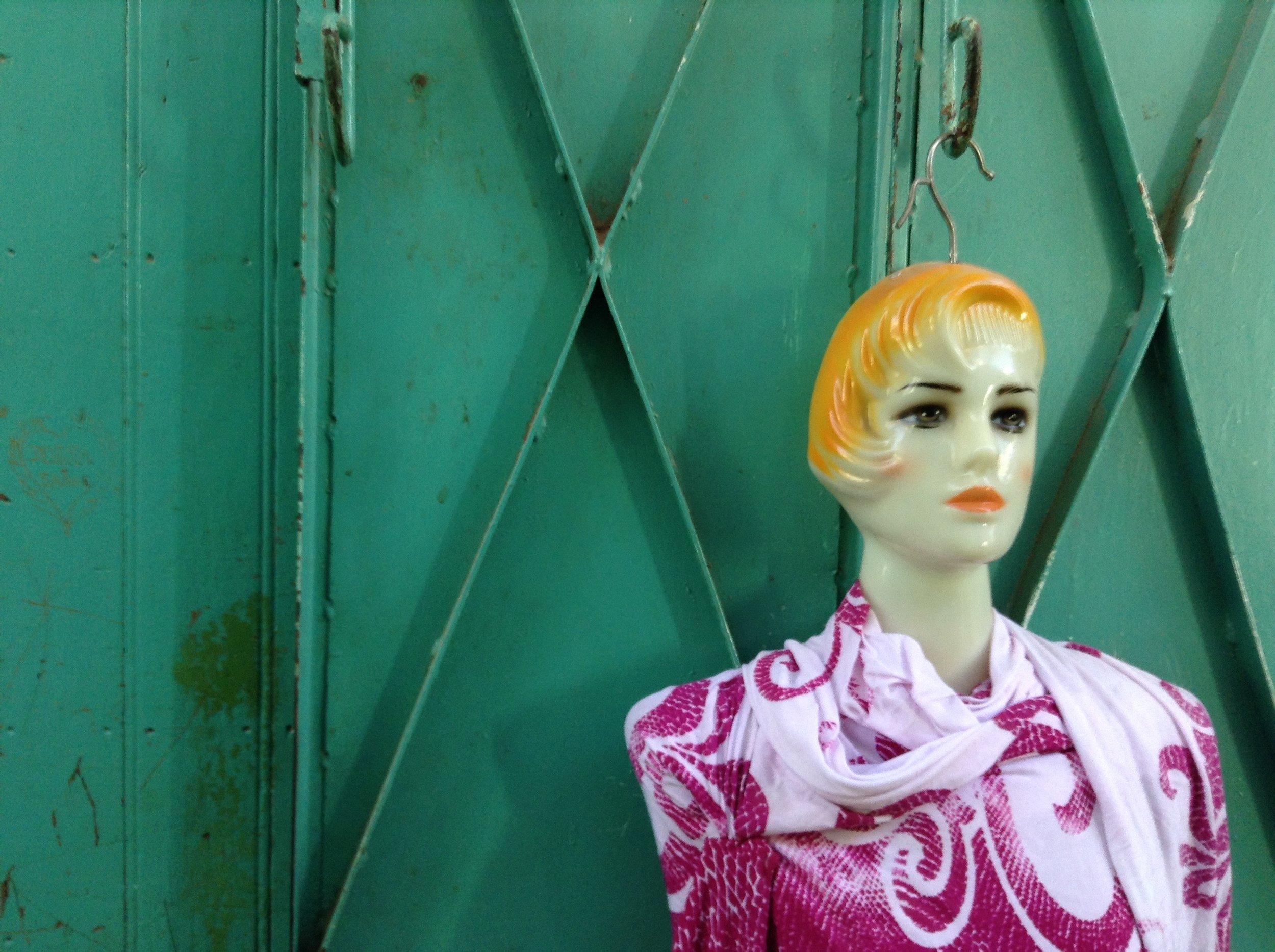 Street shop, Sefrou