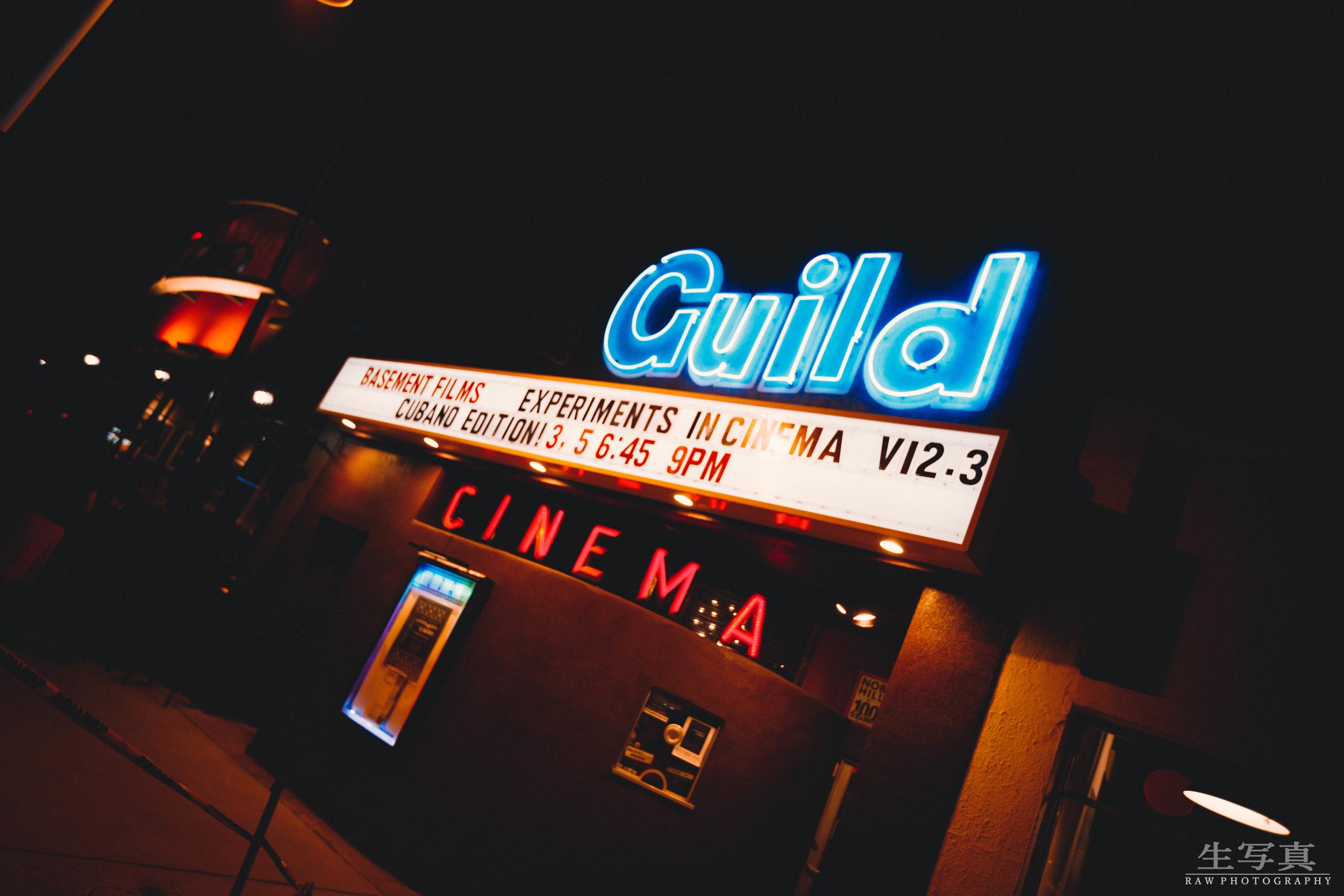 Guild Cinema, Albuquerque, NM