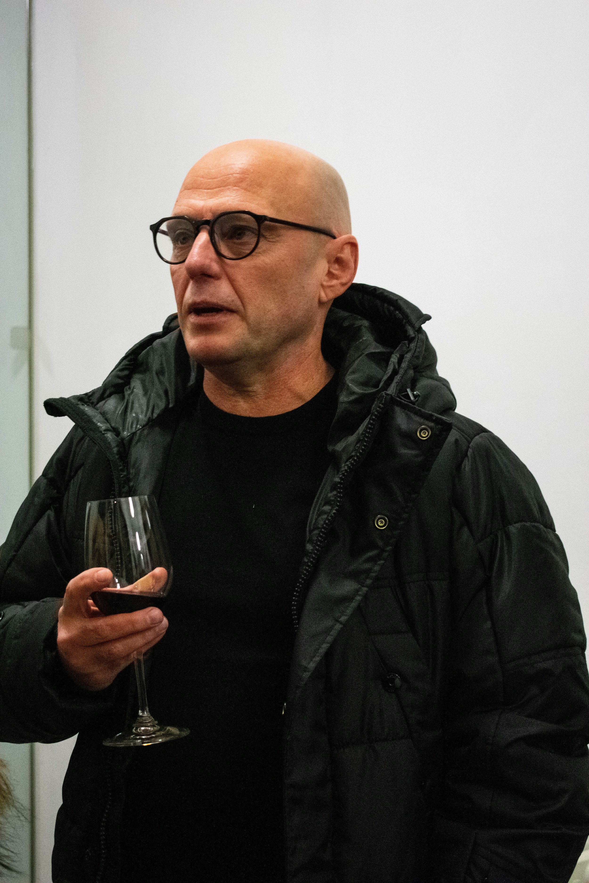 Actor Tzvet Lazar. Photo by Zula Ra