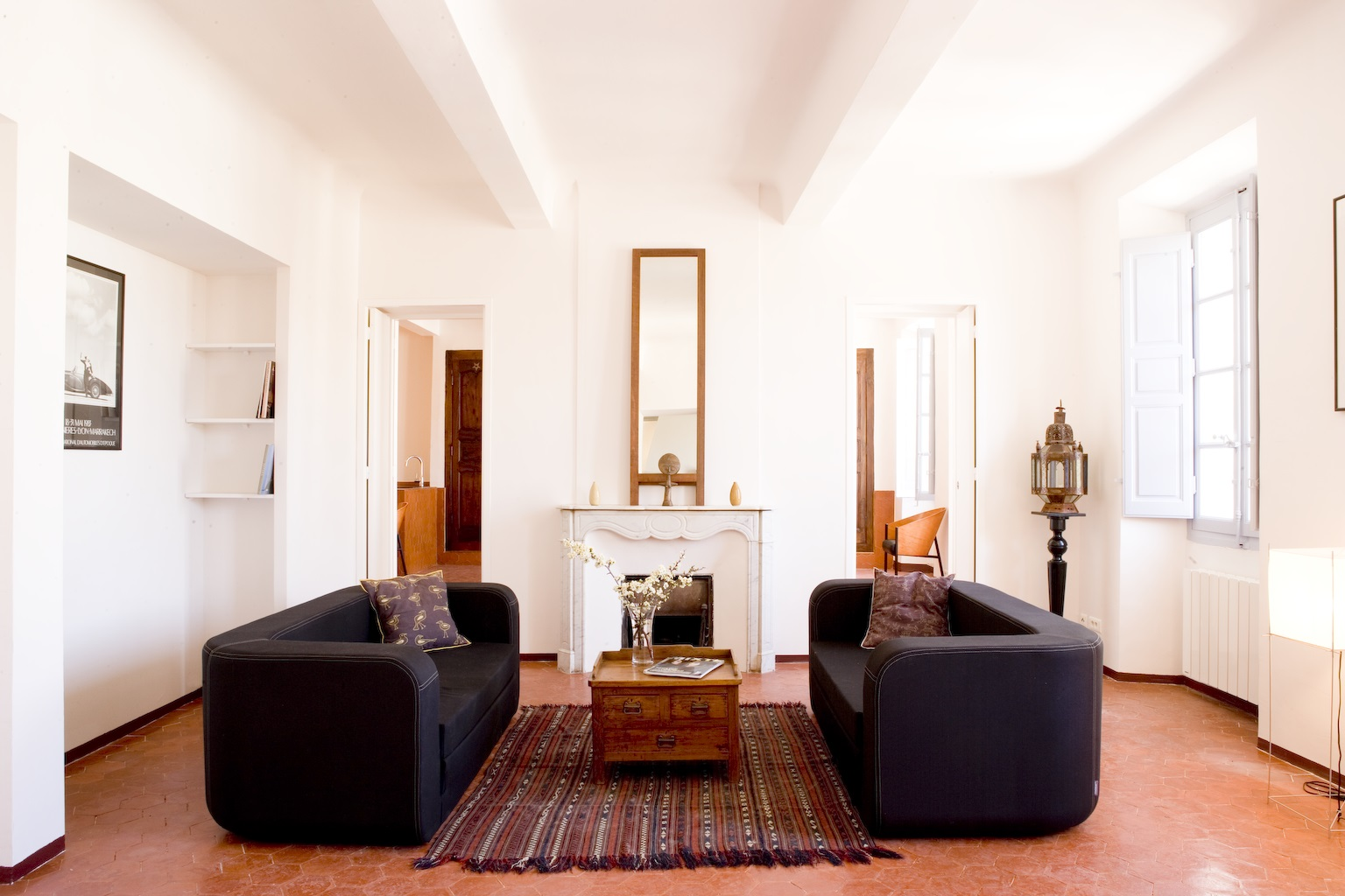 The apartments - Each apartment has been lovingly restored and furnished, to sleep from 2-4 people.See all apartments