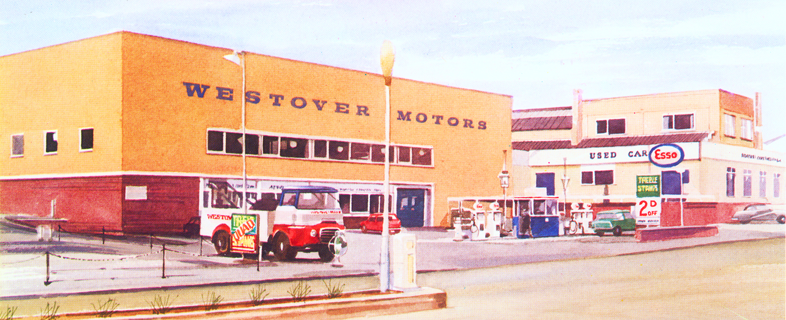 Westover Motors was a major acquisition for the Patrick Motors Group.