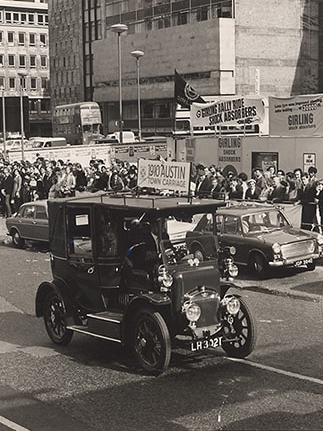 1910 Austin Town Carriage