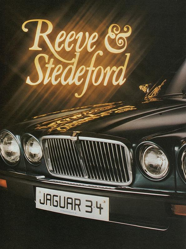Reeve & Stedeford Ltd advertising