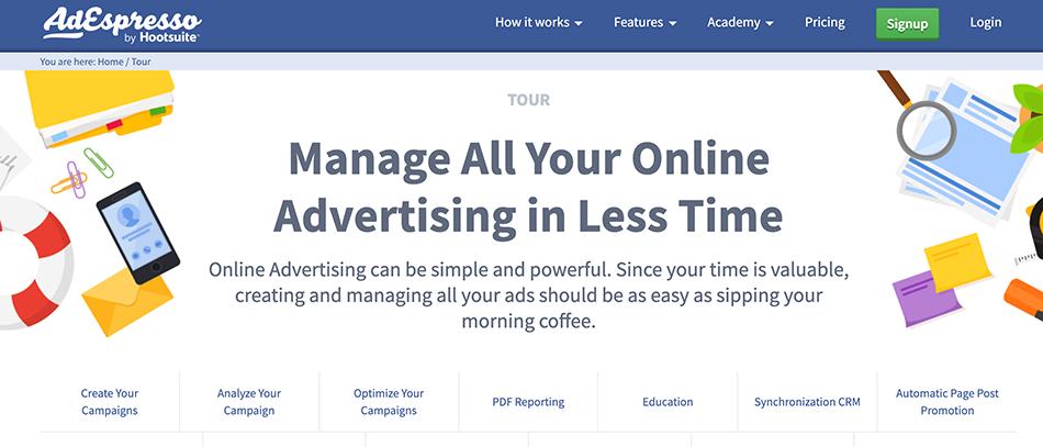 8 AdEspresso Facebook Management Review
