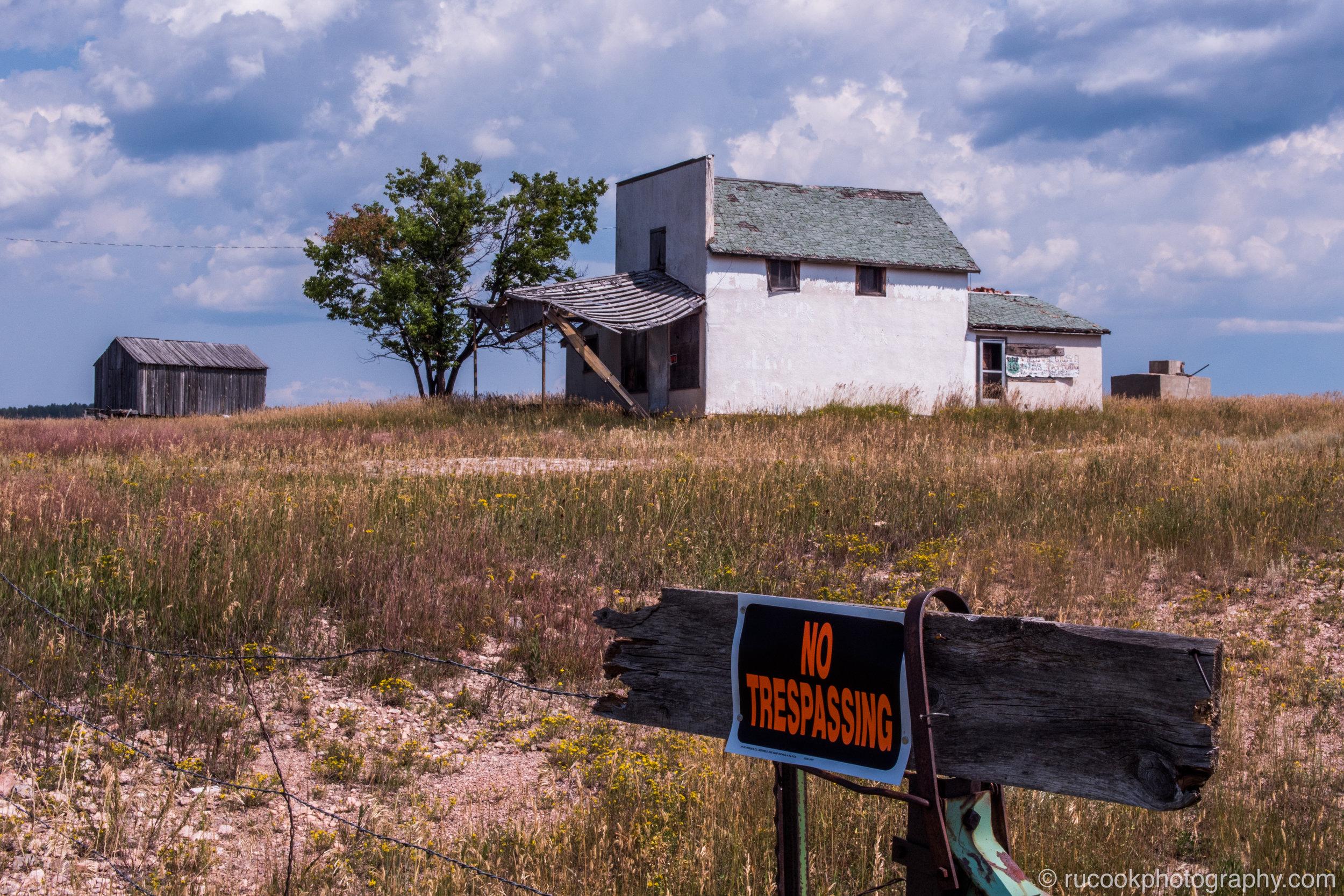 Abandoned Shack#1