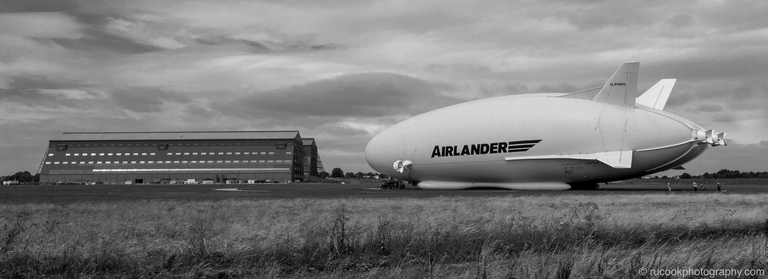 Airlander test flight