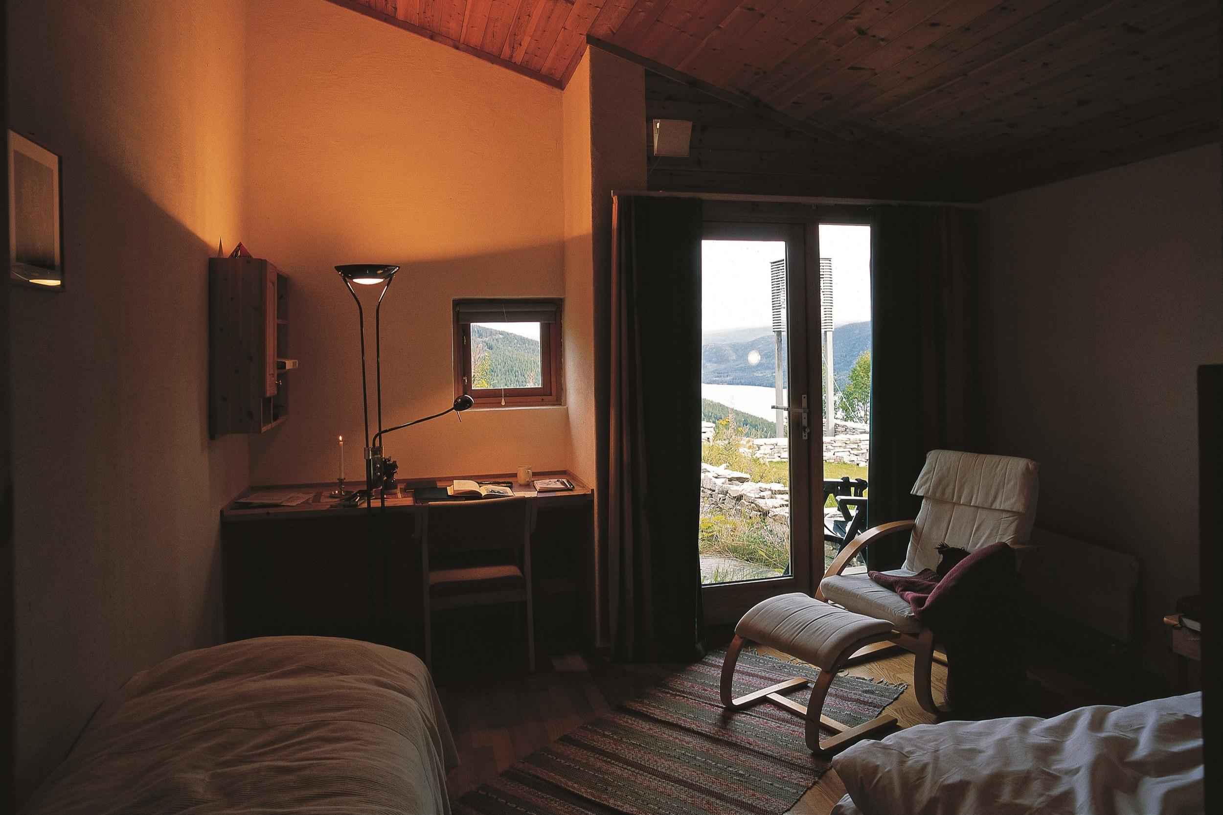 Et sted med mange rom - Ulike rom og hytter til forskjellige behov