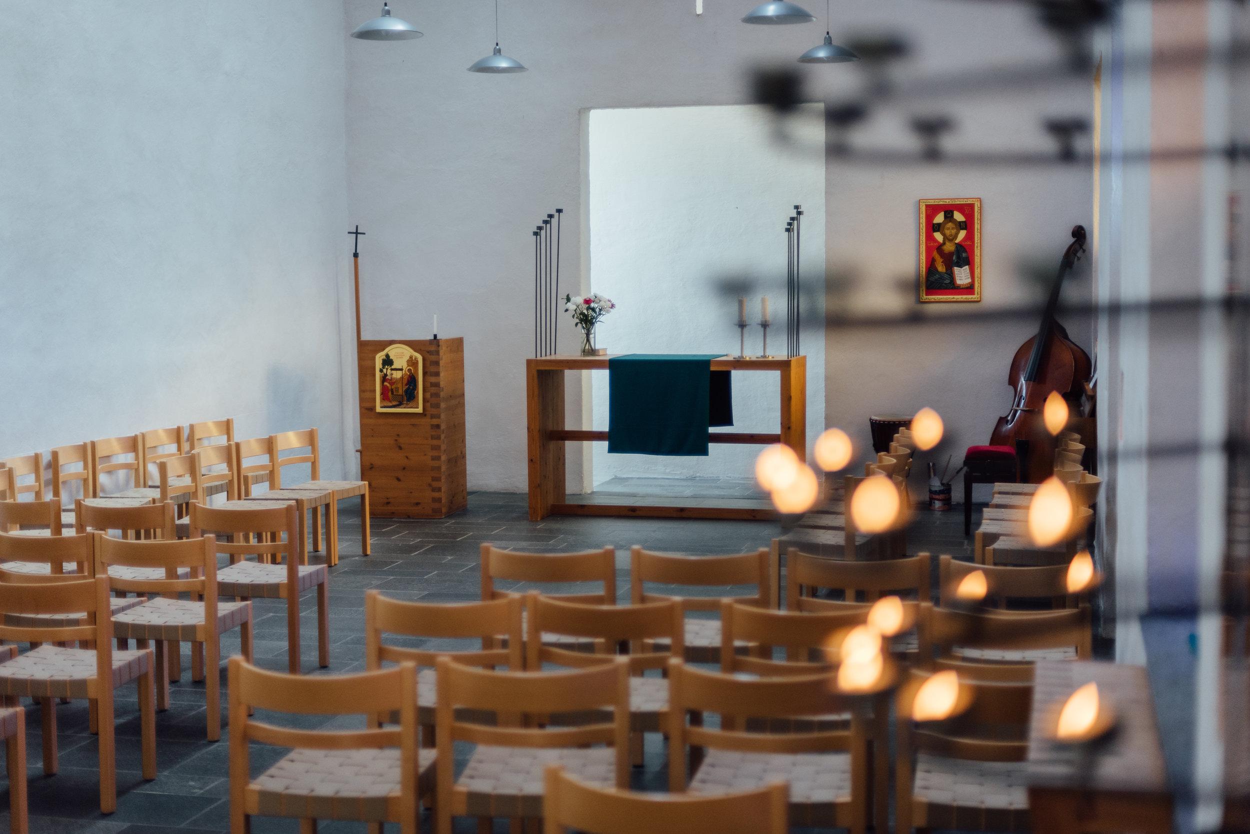 FoRBØNN - Gjennom bønn er du med på å bære Lia Gård.