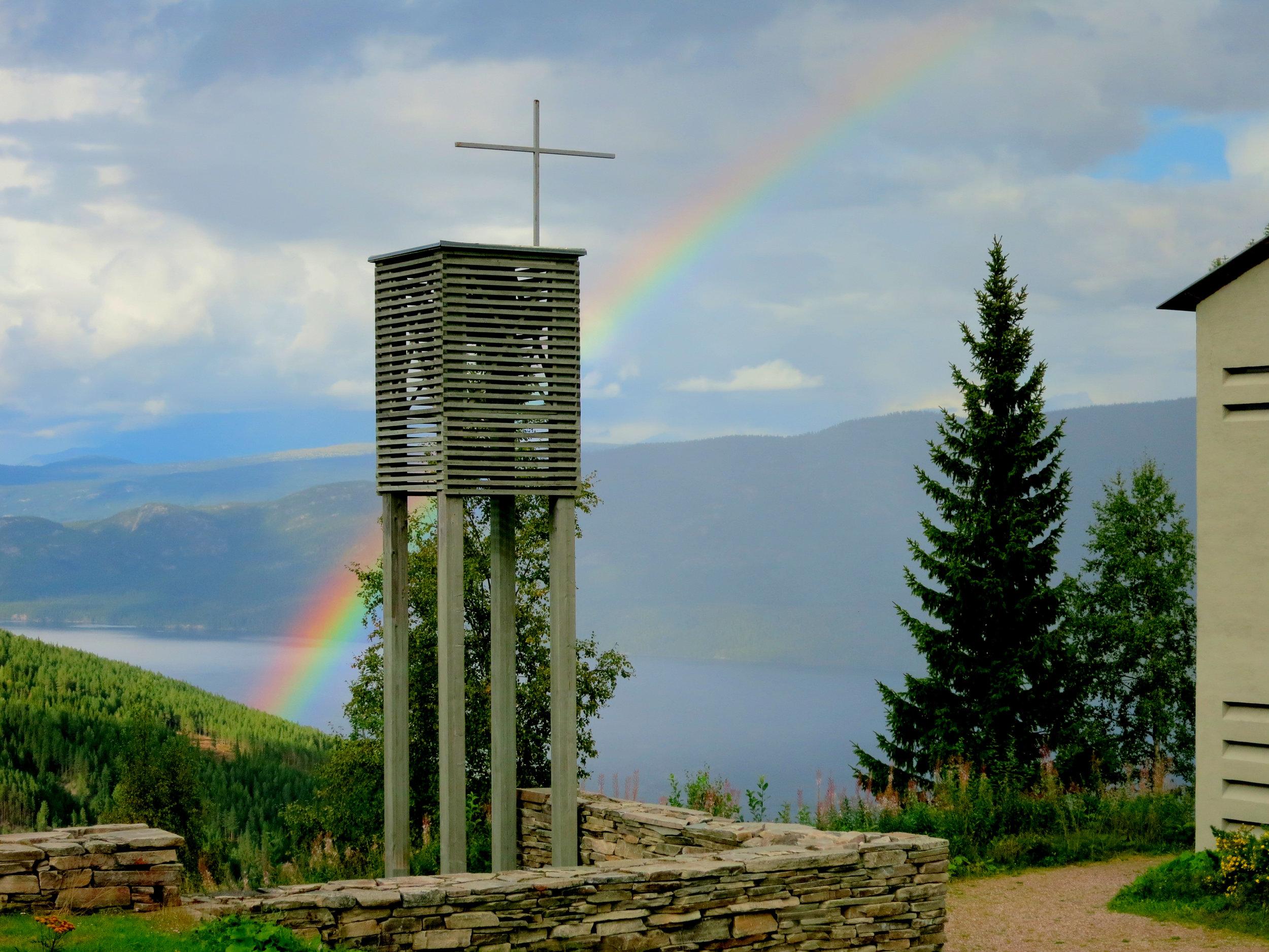 Regnbue.Klokketårnet..jpg