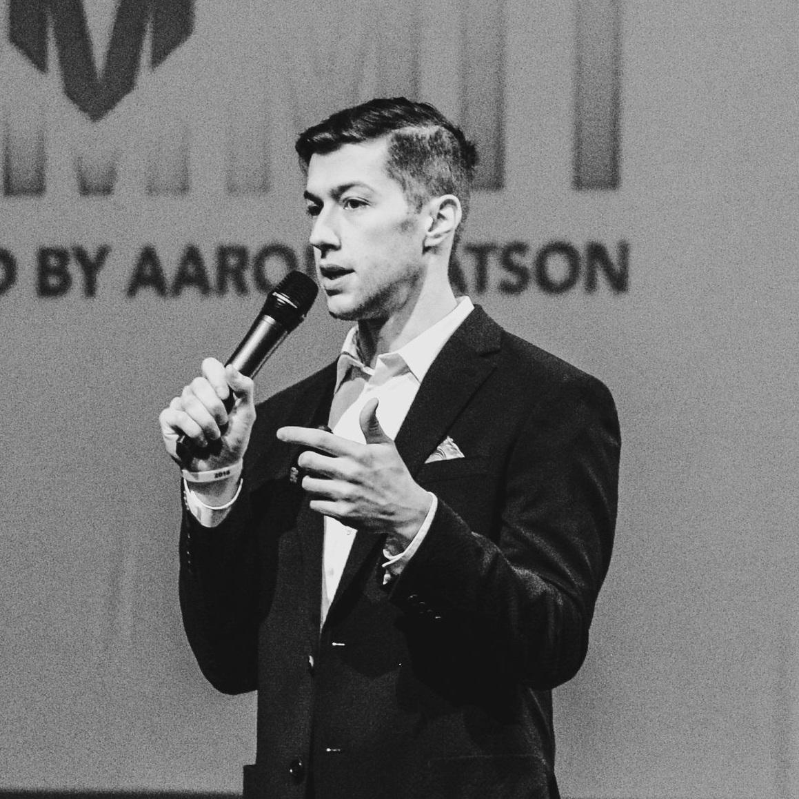 Aaron Watson - LinkedIn | Instagram | Twitter