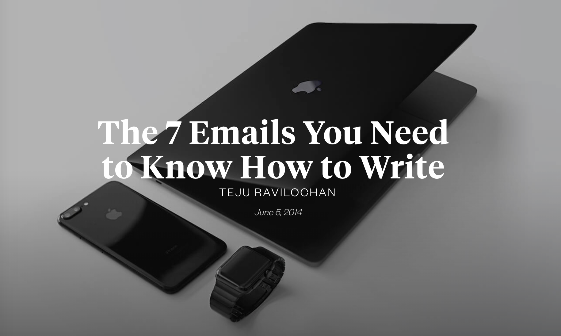 Expand Your Mind email writing