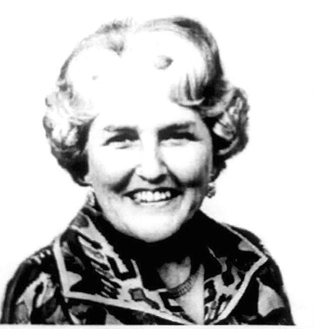 Margaret Bean Davis.