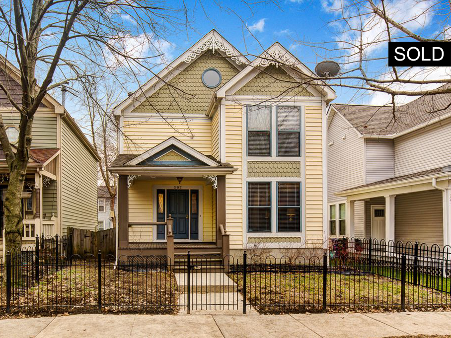 387 W 4th Ave - $456,000
